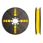 Yellow Makerbot Large Spool