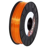 Orange Translucent PLA Innofil Filament