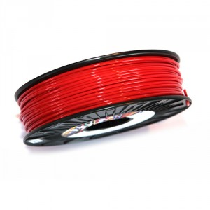 Red PLA Innofil Filament top