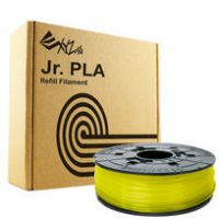 XYZ Junior Filament Clear Yellow