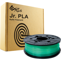 XYZ Junior Filament Clear Green