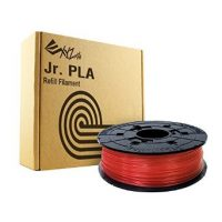 XYZ Junior Filament Clear Red