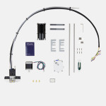 Ultimaker2 extrusion upgrade kit