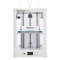 Ultimaker 3 Extended Front