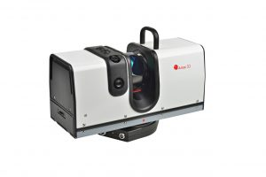Artec Ray 3D Lidar Scanner - profile