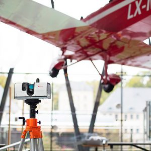 Artec Ray 3D Lidar Scanner - Fly
